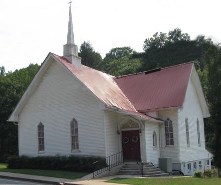 McCaysville UMC Church