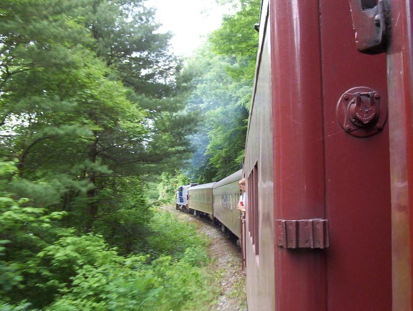 overhill train